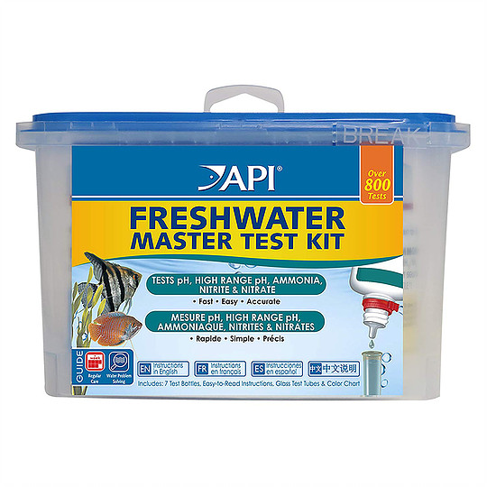 Feature Product: FRESHWATER MASTER TEST KIT