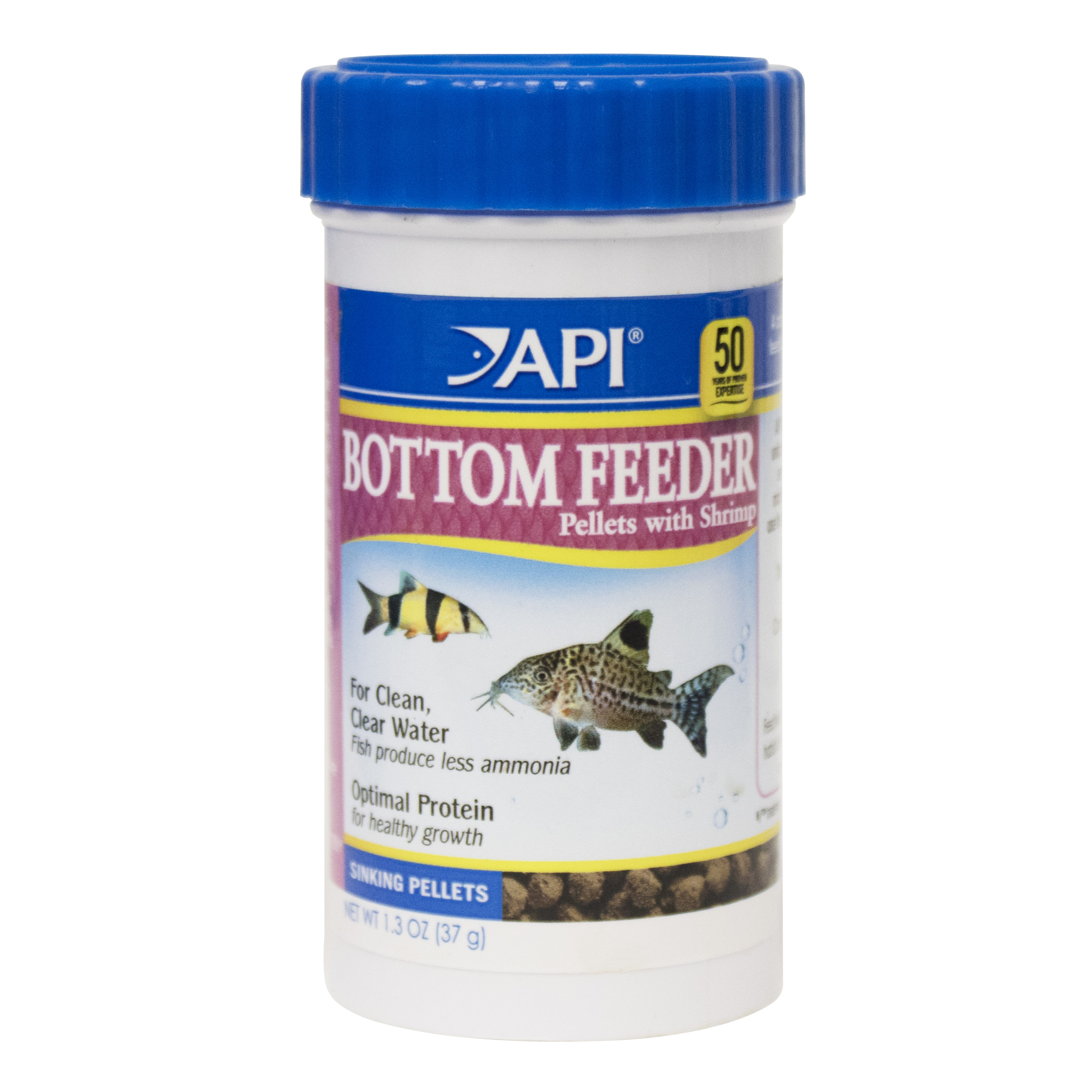 BOTTOM FEEDER SHRIMP PELLETS