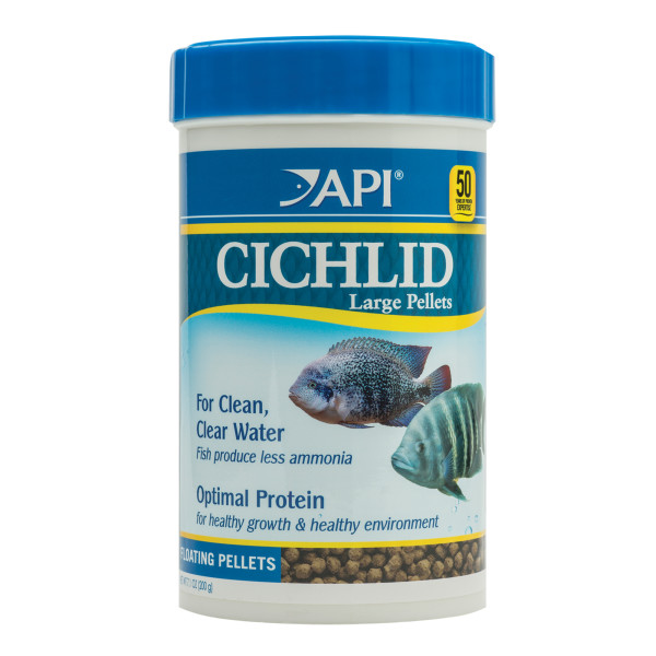 CICHLID LARGE PELLETS