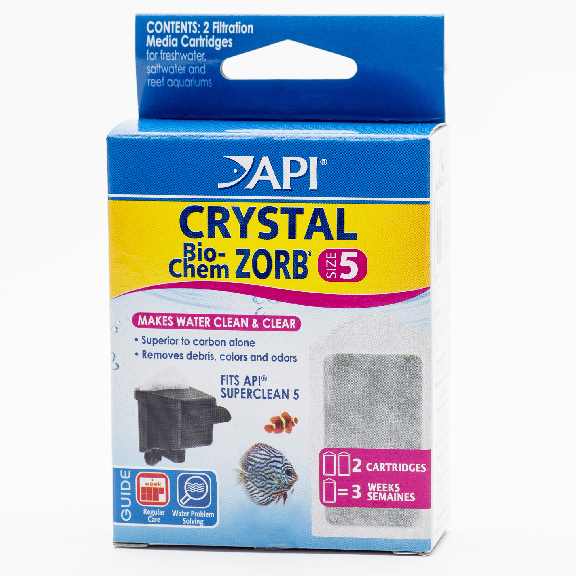 CRYSTAL BIO-CHEM ZORB™