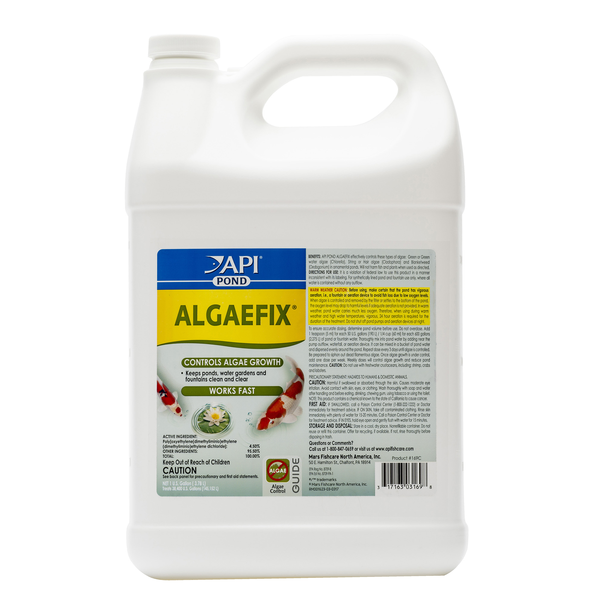 POND ALGAEFIX™