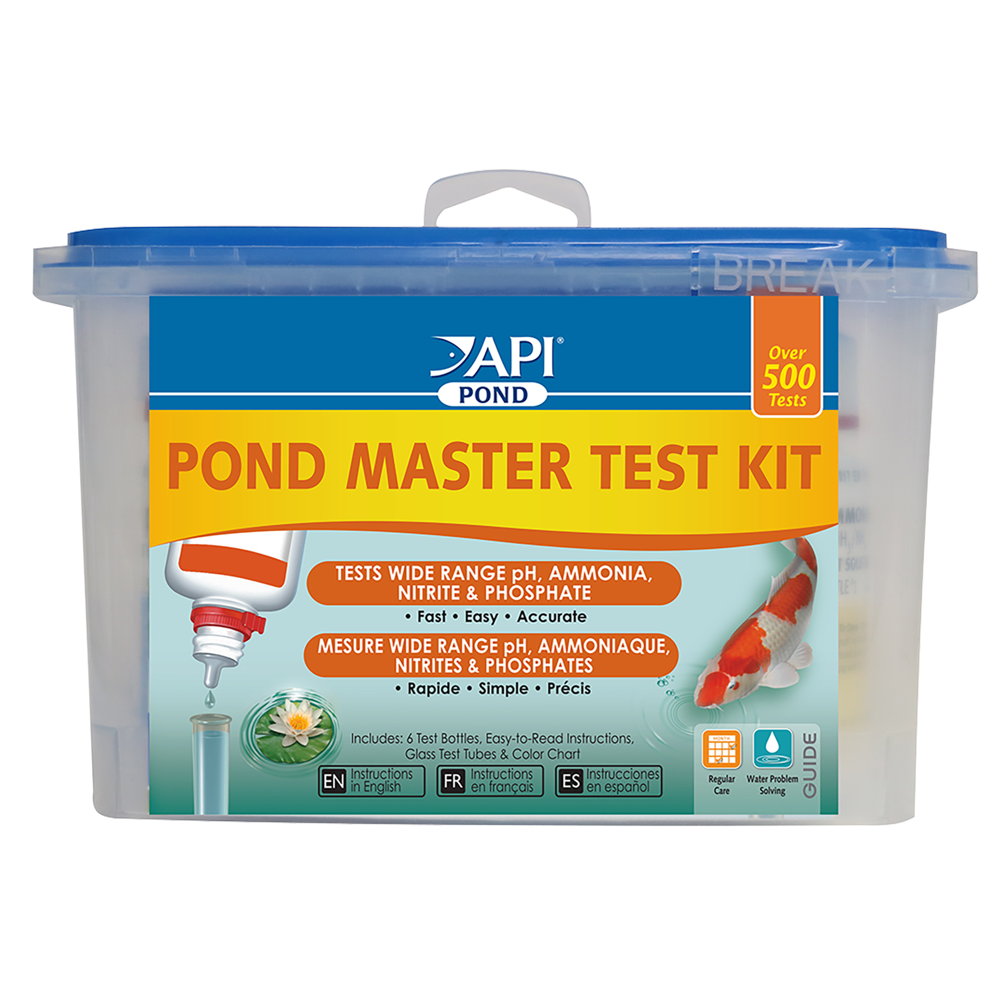 POND MASTER TEST KIT