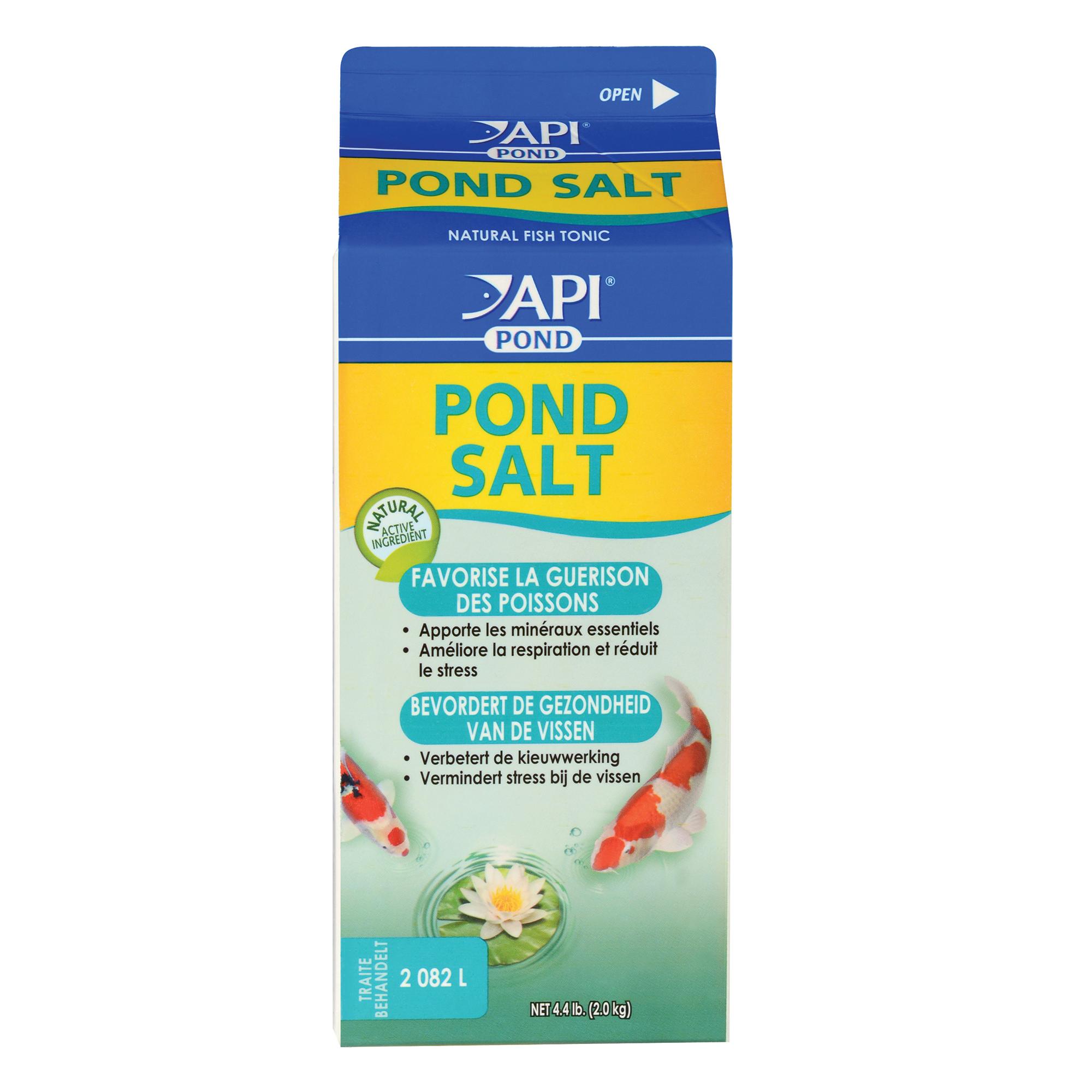 POND SALT