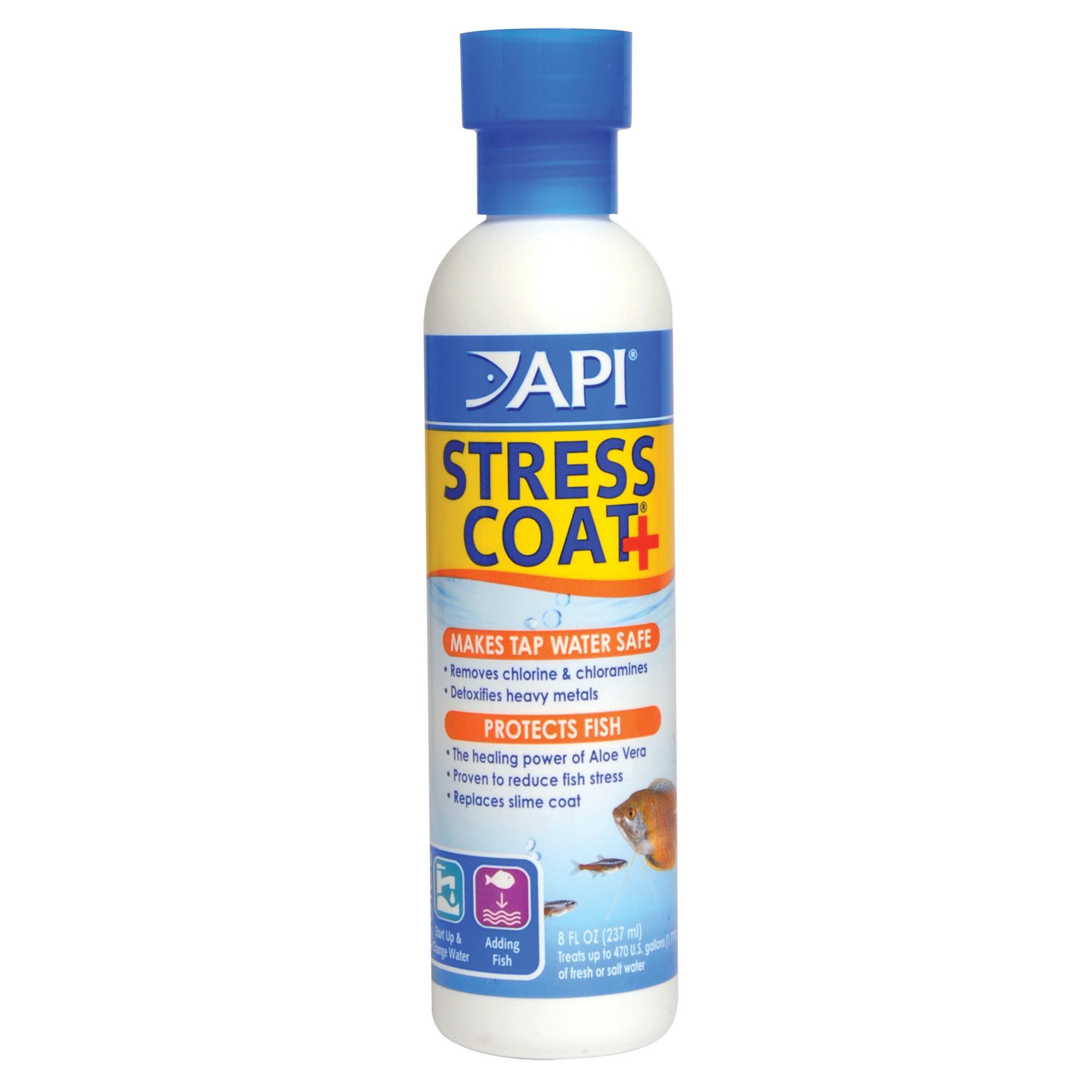 API Stress Coat Aquarium Water