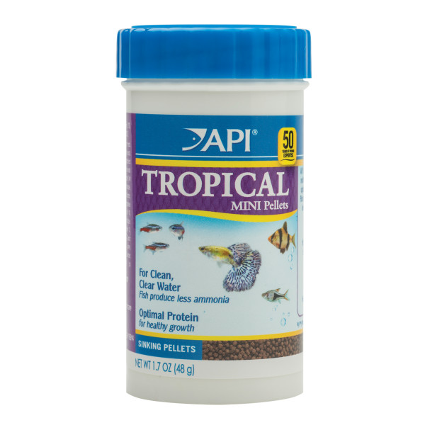 TROPICAL MINI PELLETS